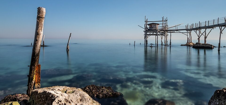 Costa dei trabocchi - Abruzzo Travel and Food